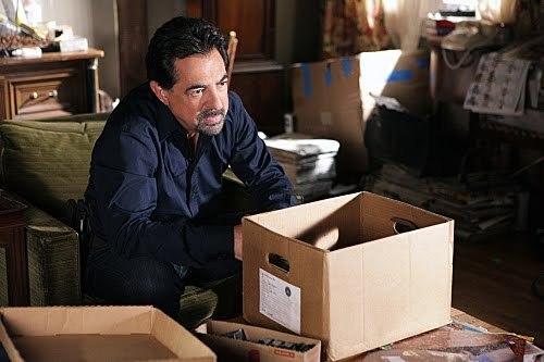 Criminal Minds - 6x03 Rememberance of Things Past - Promo Pictures