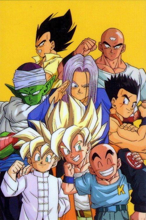 Dragon Ball Z Dbz