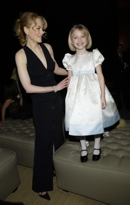 Nicole Kidman and Dakota Fanning