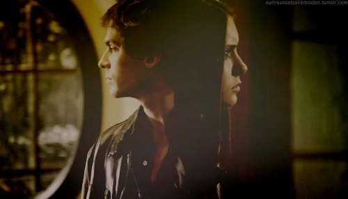 Damon/Elena ღ - damon-and-elena Fan Art