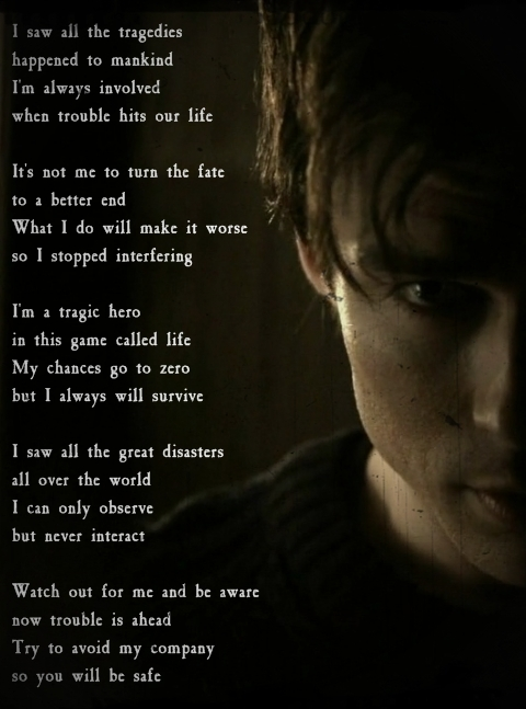 Damon Salvatore - Tragic Hero