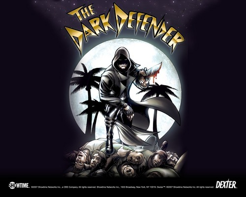 ডেক্সটার the Dark Defender
