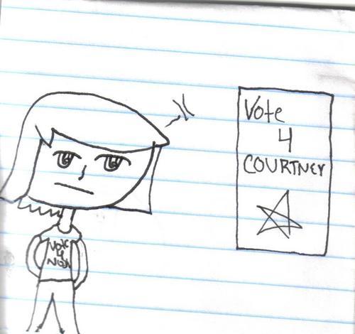 Don't Worry Noah I'll Vote 4 tu