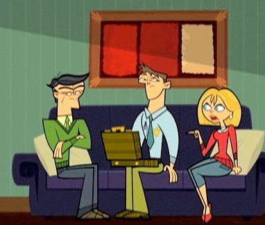 Duncan's parents and parole officer