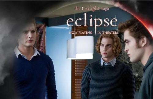 Eclipse پرستار arts xxx