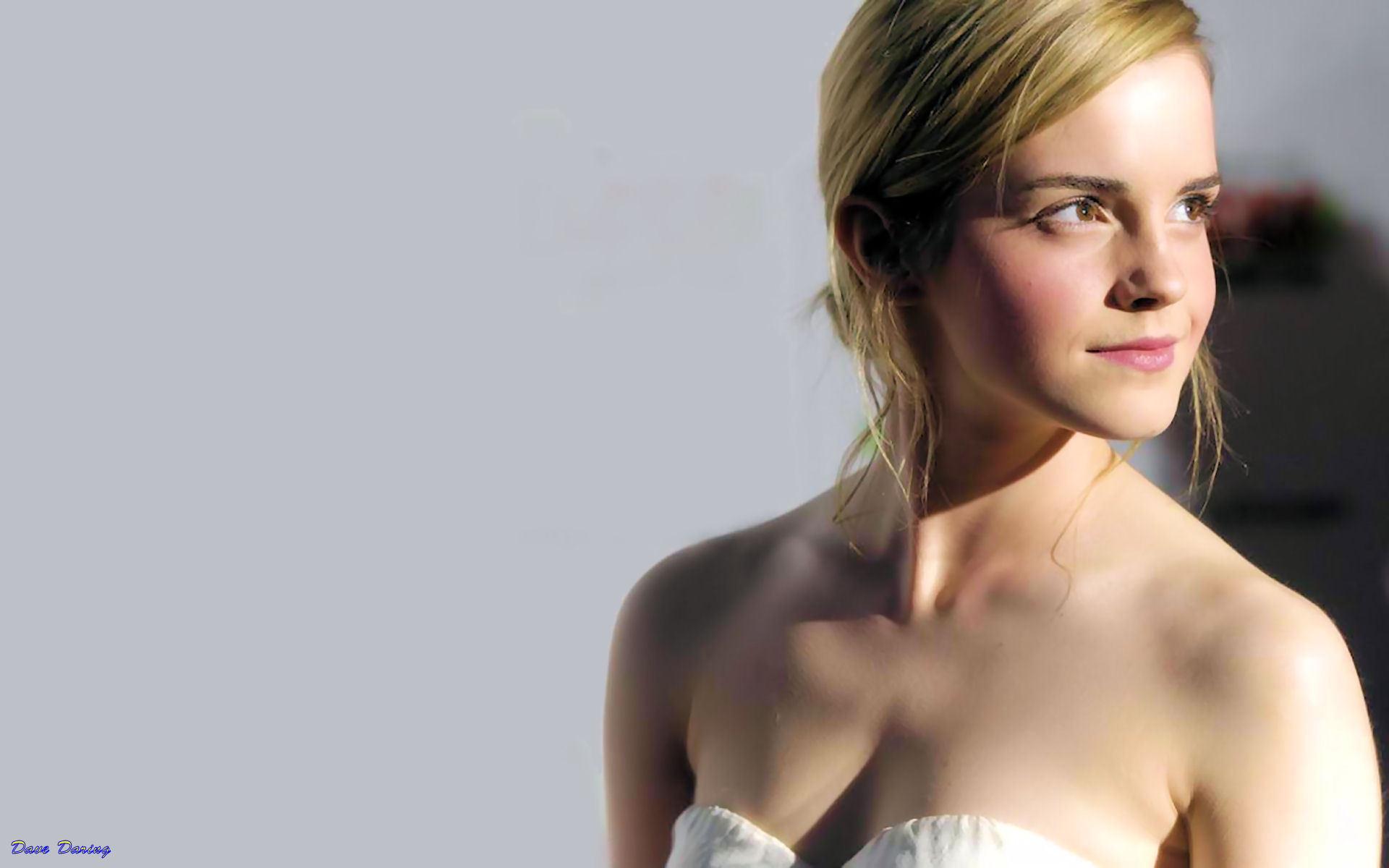 Emma watson in a shower 5