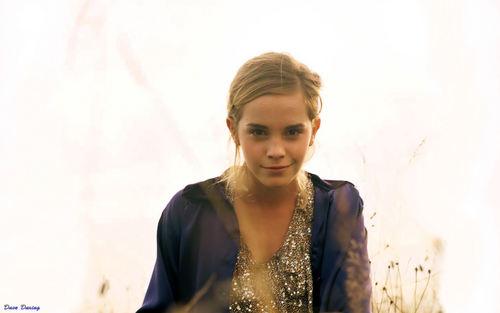 Emma Watson Young & intense