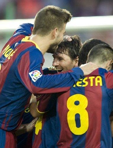 FC Barcelona(1) - Real Mallorca(1)