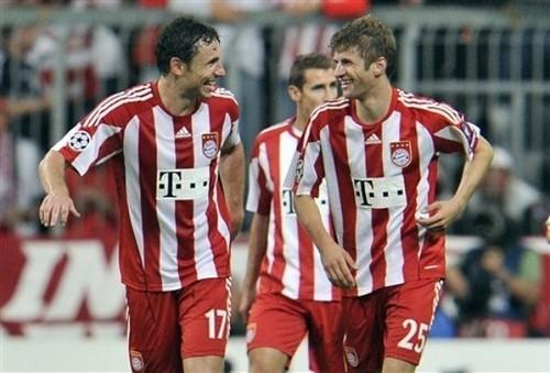 FC Bayern München(2) - As Roma(0)