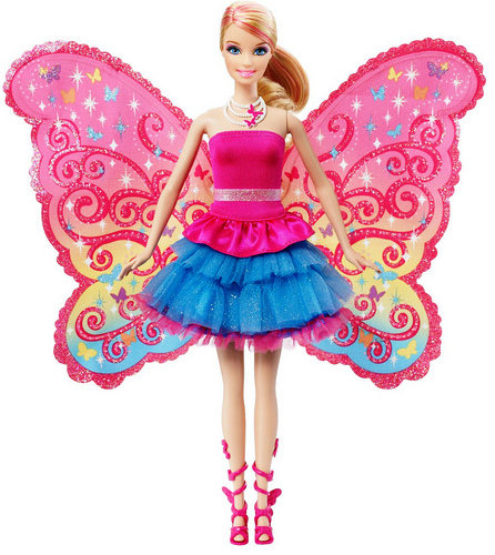 Fairy Secret doll