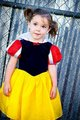 Gemma as Snow White