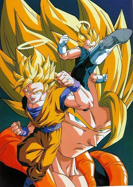 Dragon ball z images gogeta wallpaper and background for Portefeuille dragon ball z