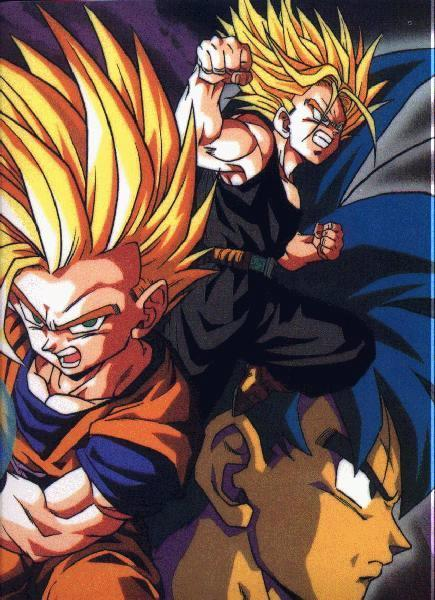 Dragon Ball: Trunks - Picture Hot