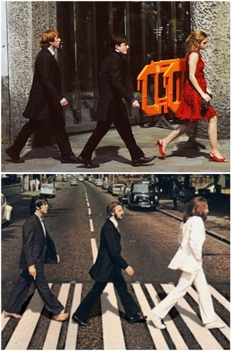 Golden Trio Like The Beatles