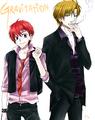 Gravitation: Shuichi and Yuki