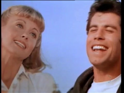Summer nights grease pictures