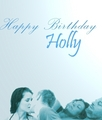 HAPPY BIRTHDAY HOLLY! - the-jisters fan art