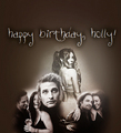 Happy Birthday, Holly ♥
