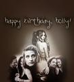 Happy Birthday, Holly ♥