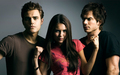 Ian / Paul / Nina - the-vampire-diaries-actors wallpaper