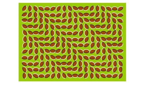 It moves O_O