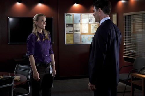 SSA Aaron Hotchner wallpaper entitled JJ stills (HQ)