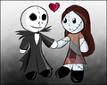 Jack x Sally - jack-and-sally photo