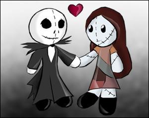 Jack x Sally