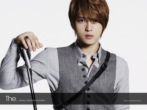Hero Jae Joong Обои possibly with a well dressed person titled Jaejoong 2010