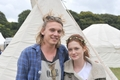 Jamie & Bonnie @ Electric Picnic, Ireland (04.09)