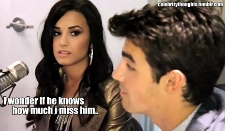 Jemi..Don't you miss it?...