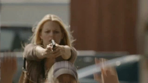 Jennifer Morrison in Episode 1x04 'Paranoia' of TV Series 'Chase'