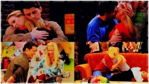 Joey & Phoebe