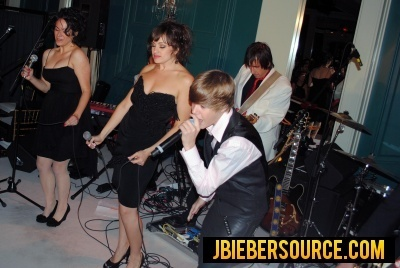Justin bieber at dankanters wedding - justin-bieber photo