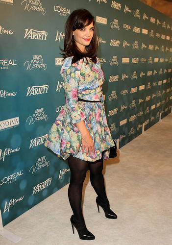 Katie Holmes -Variety's 2nd Annual Power of Women Luncheon