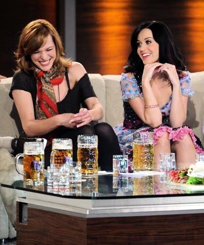 Katy Perry kwa Wetten dass...?