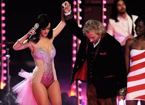 Katy Perry by Wetten dass...?