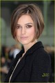 Keira Knightley: Beautiful Bob!