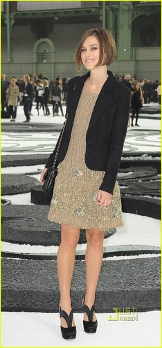Keira Knightley: Beautiful Bob!