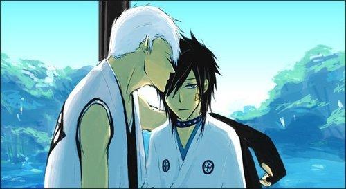 Kensei and Shuhei