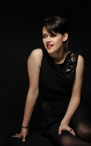 Kristen Stewart photoshoot for USA today