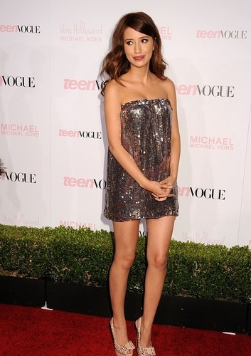 Kristian Cerratos at 8th Annual Teen Vogue Young Hollywood Party