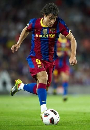 Krkić (Barcelona - Sporting Gijon)