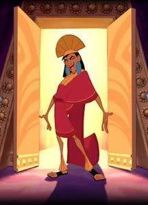 The Emperor's New Groove wallpaper probably with anime entitled Kuzco