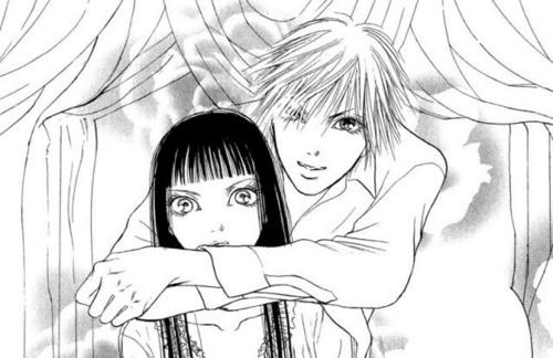 Kyonako manga_scene