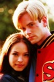 Lana Lang & Whitney Fordman  - smallville photo