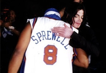 MJ and Jay-Z