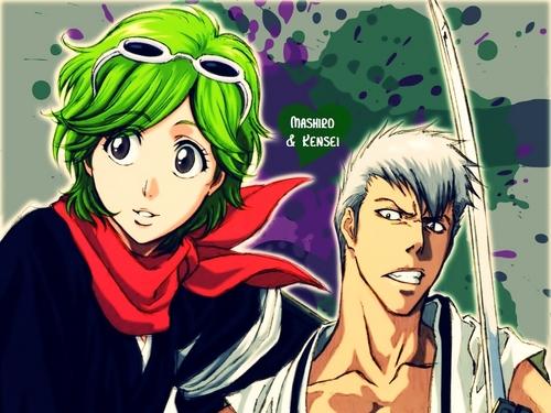 Mashiro and Kensei