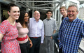 Merlin Cast - merlin-on-bbc photo