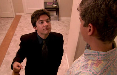 Michael Bluth//Arrested Development - tv-male-characters Screencap